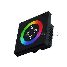 Touch Panel Full-color Dimmer Controller DC 12V-24V for RGB LED Strip Light