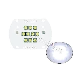 100W XML T6 White LED 100 Watt Integrated Multichip Light Copper Plate 10000LM