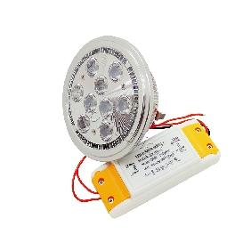 Wholesale AR111 9W White High Power LED Bulb 9*1 Watt Light Lamp