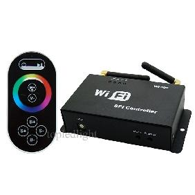 WiFi Dream Color LED Strip Light Controller 83 Changes for IOS Android System