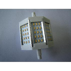 R7S 6W 45 SMD 3014 LED Ultra Bright Cool White/Warm White Light Bulb Lamp