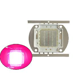 30W Red Blue Multichip LED For Hydroponic Plant Grow Light Lamp DIY