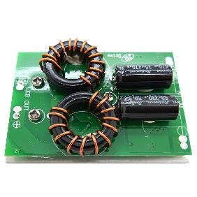 50W High Power LED Driver Power Supply with Heatsink Cooling DC 12V-24V