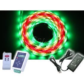 500cm RGB Flash IC 1903 Dream Color Led Light Strip 83 Magic Effects Kit