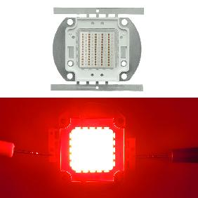 100W Red Blue Bicolor LED Multichip For 100 Watt Plant Grow Light Bulb Lamp DIY