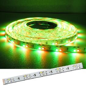 5M RGBW RGB Cool White/Warm White 3528 SMD 600 LED Bulb Light Ribbon Strip 24V