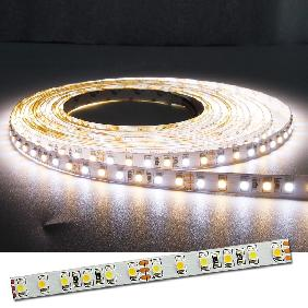 5M Cool White Warm White 3528 SMD Epistar 600pcs LED Bulbs Light Strip 12V