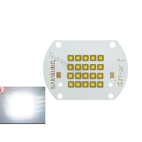 60W SAMSUNG LED Copper Board White Light 6000lm View Angle 140 Degree
