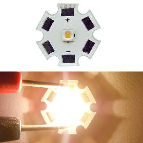 Cree XPE2 XP-E2 1W 3W Warm White High Power LED 16mm/20mm