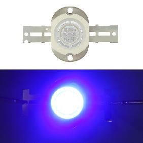 10W 10 Watt 420nm Ultra Violet UV High Power LED Drying Glue Round Shape