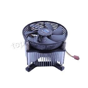 Aluminium Heat Sink Cooling with Fan For 20W 30W High Power LED Light