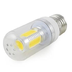 7.5W COB LED Lamp Bulb Cool White/Warm White Corn Light 450LM E27