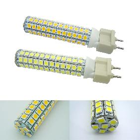 Wholesale 10W 5050 SMD 102 LED Bulb Lamp Cool White 6000K/Warm White 3000K Corn Light G12