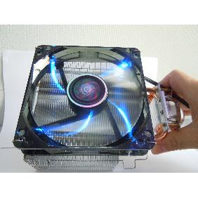 Cooling Fan Heat Sink Heatsink Lens Kit For 100W 120W 150W High Power LED Lamp