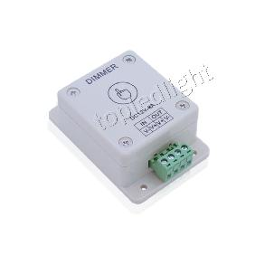 Wholesale 1 Channel Led Light Dimmer Controller Touch Panel 12V