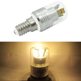 E14 Cool White/Warm White 2835 SMD 24 LED Corn Light Bulb Lamp 2.8W AC 220V-240V