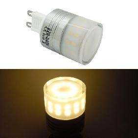 3W Cool White/Warm White 3014 SMD LED Corn Light Bulb Lamp G9 E14