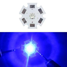 Epileds 1W High Power LED 1watt Blue Light Bulb Lamp DIY