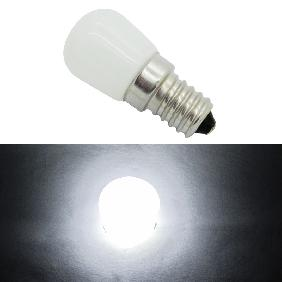 3W 3 Watt Cool White/Warm White LED Refrigerator Fridge Light Bulb Lamp E14