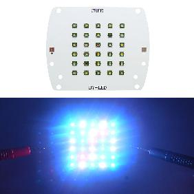 100W Blue Green White Cree XPE LED For 100 Watt Coral Grow Light Bulb Lamp DIY