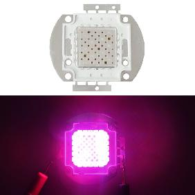 50W 50 Watt Full Spectrum 7 Channel High Power LED Array Plant Growth Grow Light