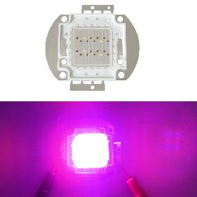 20W Epileds Red 660nm 42mil Blue 450nm 45mil Hybrid Led Grow Light