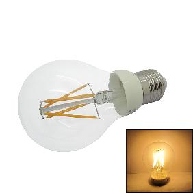 Dimmable 3.6W LED Filament Bulb Lamp A19 Warm White Light E2...