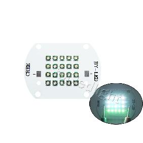 60W 60 Watt Cree XP-E Multicolor Green Blue White LED For Coral Grow Light
