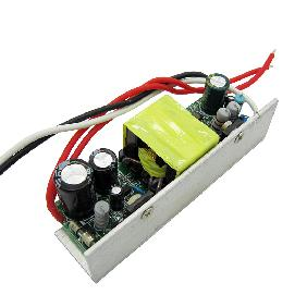 100W High Power LED Driver Constant Current Power Supply on Heatsink