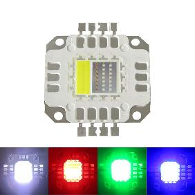 28W RGBW High Power LED Module RGB White Light Bulb Lamp DIY