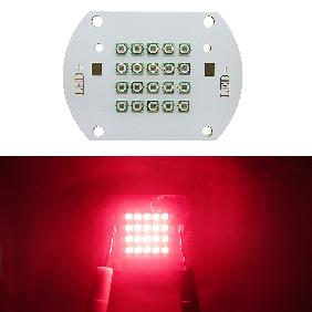 Epileds 42Mil 60W Red 660nm High Power LED