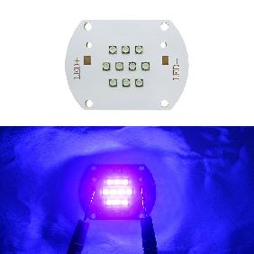 Epileds 42Mil 30W Ultra Violet UV 395nm ~ 410nm High Power LED