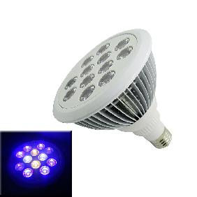 12W Royal Blue Cool White Warm White Ultra Violet UV LED Light Bulb Lamp Par38