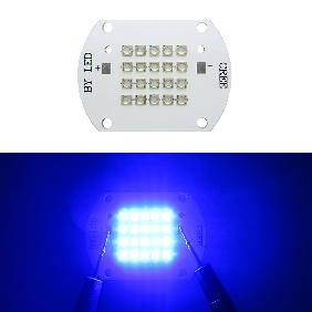 Epistar 45mil 60W 60 Watt Blue 460nm Multichip High Power LED Light