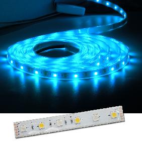5M RGBW RGB Cool White/Warm White 5050 SMD 300 LED Bulb Light Ribbon Strip 12V