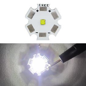 Cree XB-D XBD 3W Cool White 6000K/Neutral White 4000K/Warm White 3000K LED