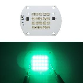Epileds 60W Cyan 490nm High Power LED Plus Copper PCB Board