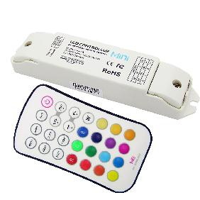 M6 Touch Screen Remote Control Wireless RF Controller For 5050 RGB LED Strip Light
