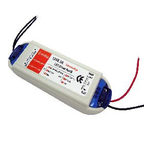 RoHS Compliant 72W LED Driver Constant Voltage Power Supply DC 12V 6.3A