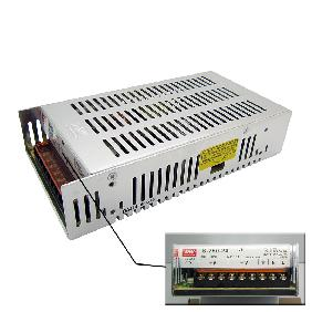 AC 100-120V 4.8A/200-240V 2.4A DC 24V 10A 240W Regulated Switching Power Supply