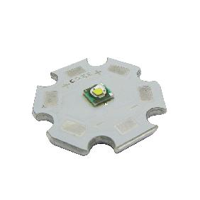 1W-3W Cree XLamp XPE XP-E Nature White 4500K-5000K LED 16mm 20mm PCB Board