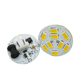G4 3W Cool White/Warm White 5730 SMD LED Light Bulb Lamp AC12V/DC12V-30V