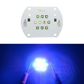 30W Cree Epileds LED UV 430nm Blue 450nm 470nm Cyan 490nm Red 660nm White 7000K
