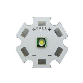 1W-3W Cree XPE XP-E LED White 4500K-5000K Light 3V-3.6V 350mA-1000mA