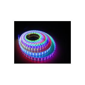 5M 600 LED TM1812 Dream Color 5050 RGB Light Two-lane Strip RF Remote Controller