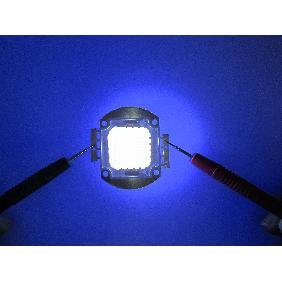 100W 100 Watt Ultra Violet UV 365nm-370nm High Power LED 9000mw-12000mw