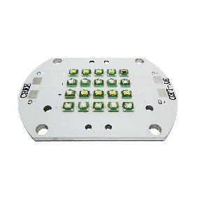 2 Channel Cree XP-E White Red Green Royal Blue Full Spectrum LED Matrix 20 Dots