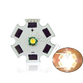 1W-5W Cree XLamp XPG XP-G Warm White LED 16mm/20mm Star PCB Board