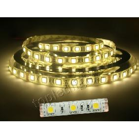 COOL WHITE/WARM WHITE 5050/5060 SMD LED LIGHT STRIP 500CM 300 LED BULB 12VDC