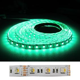 5M RGBW RGB Cool White/Warm White 5050 SMD LED Bulb Light Ribbon Strip 12V/24V